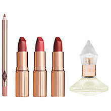 Buy Charlotte Tilbury's Full, Supermodel Lips with Free 30ml Scent of A Dream Online at johnlewis.com