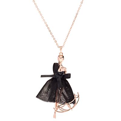 Ted Baker Ursaa Umbrella Ballerina Pendant Necklace Review