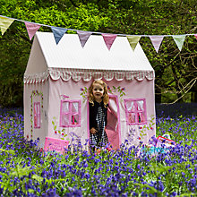 Buy Kiddiewinkles Personalised Children's Enchanted Garden & Fairy Woodland Playhouse Online at johnlewis.com