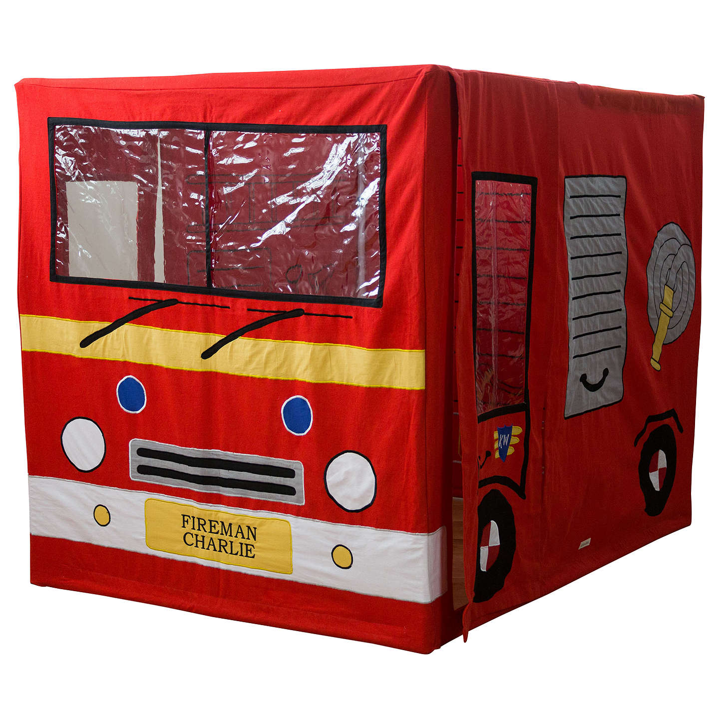 BuyKiddiewinkles Personalised Childrenu0027s Fire Engine Play Tent Online at johnlewis. ...  sc 1 st  John Lewis & Kiddiewinkles Personalised Childrenu0027s Fire Engine Play Tent at John ...