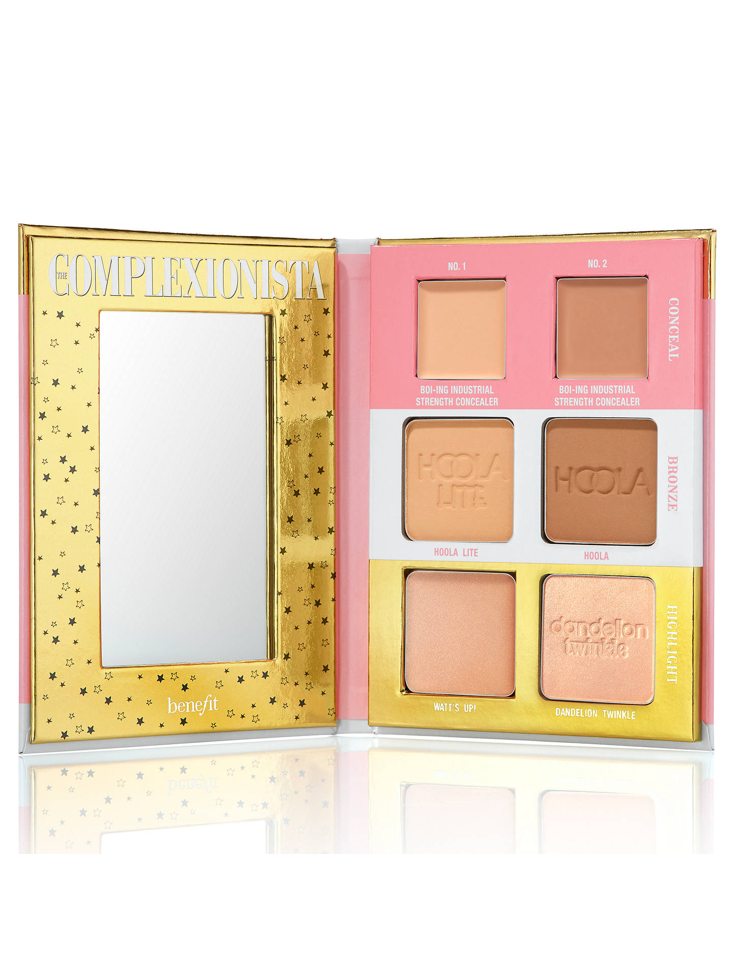 Buy Benefit Complexionista Complete Palette, Multi Online at johnlewis.com
