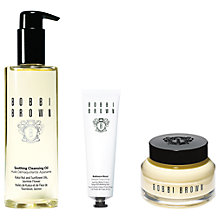 Buy Bobbi Brown Healthy Skin Trio Set Online at johnlewis.com