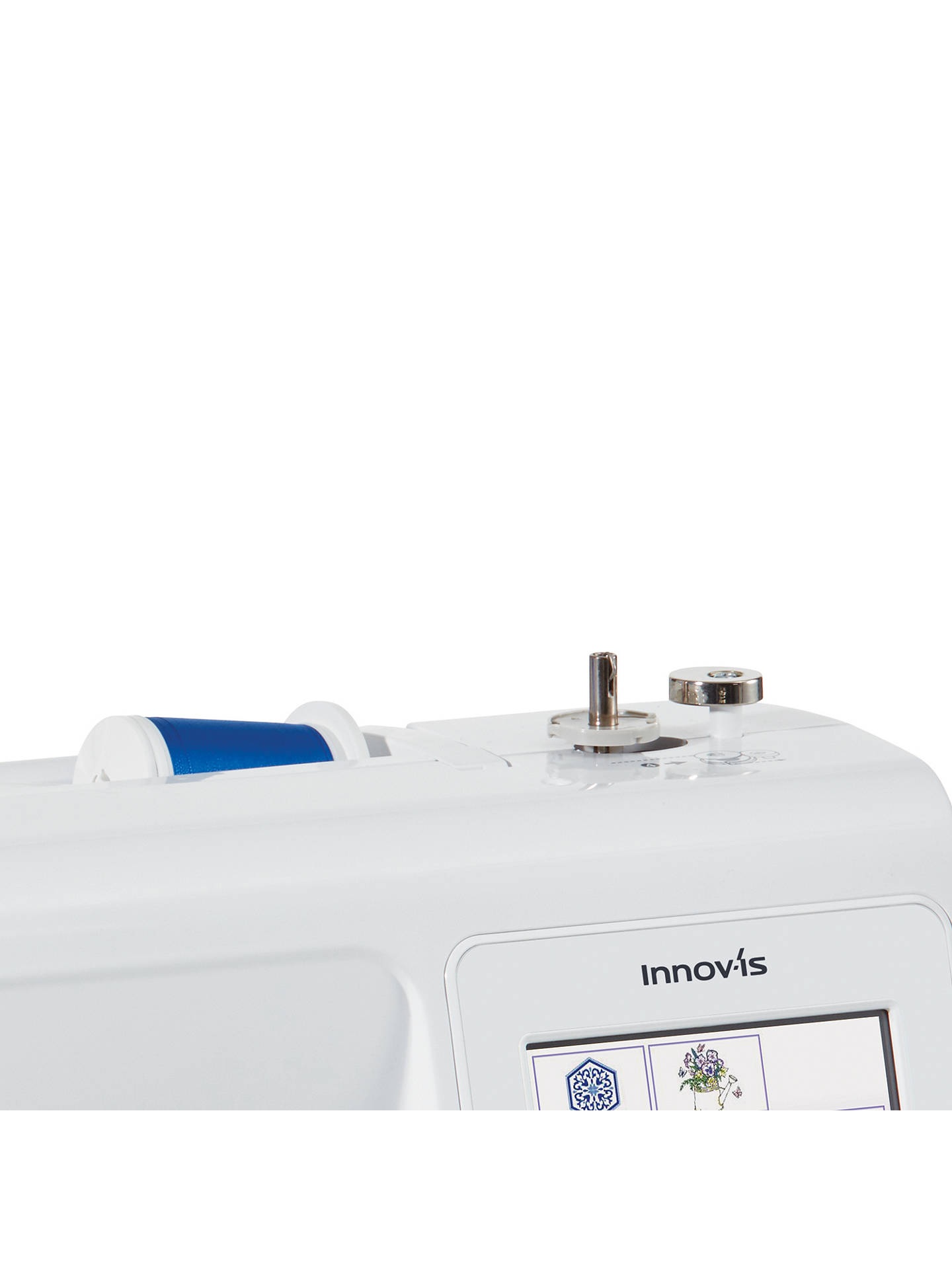 Buy Brother Innov-Is M230e Embroidery Machine, White Online at johnlewis.com