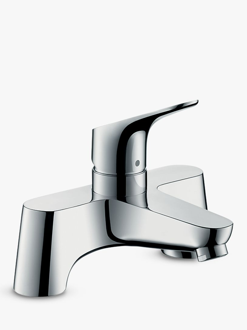 Hansgrohe Hansgrohe Focus Single Lever 2 Hole Bathroom/Shower Mixer Tap, Chrome