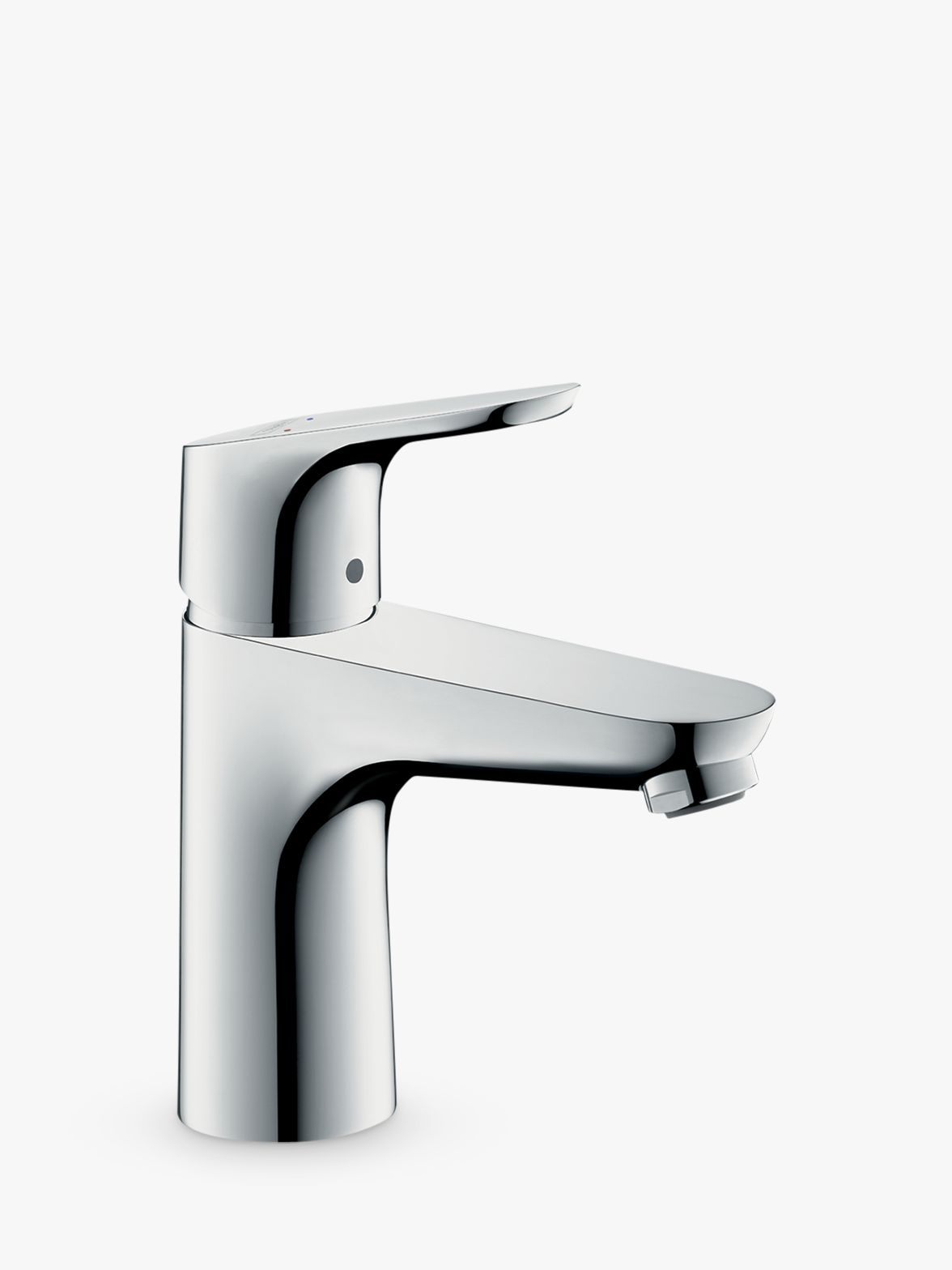 Hansgrohe Hansgrohe Focus 100mm Single Lever Bathroom/Shower Mixer Tap, Chrome