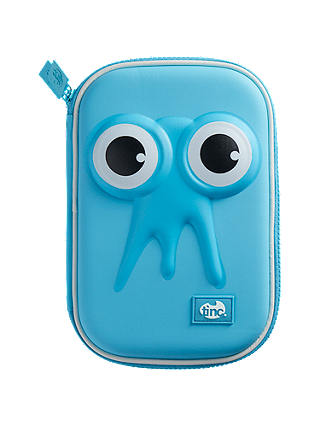 Buy Tinc Mallow Hard Top Pencil Case, Blue Online at johnlewis.com