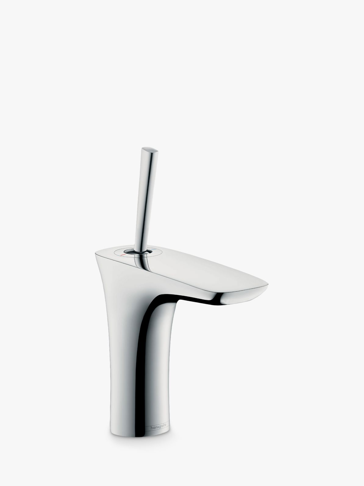 Hansgrohe Hansgrohe PuraVida 110 Single Lever Bathroom Mixer Tap, Chrome