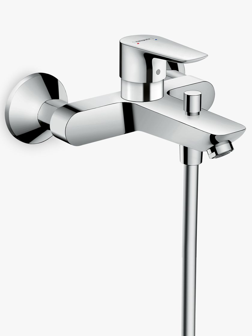 Hansgrohe Hansgrohe Talis E Single Lever Bath/Shower Mixer Tap, Chrome