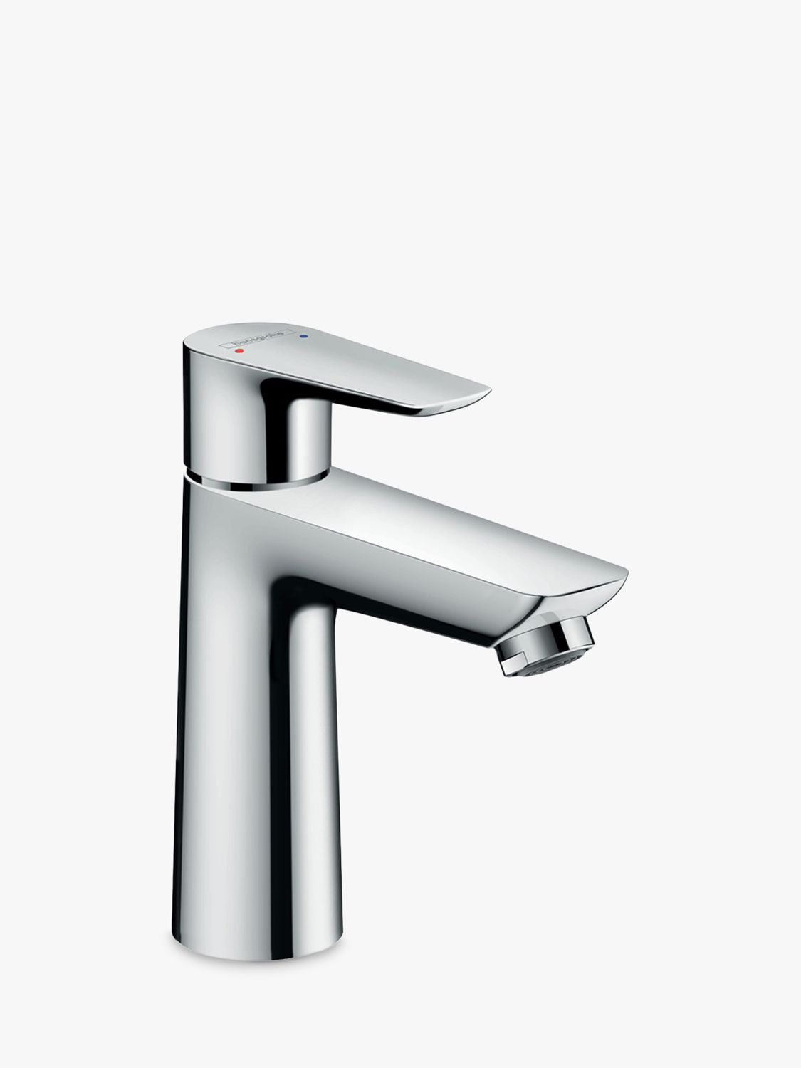 Hansgrohe Hansgrohe Talis E Single Lever 110 Basin Mixer Tap, Chrome