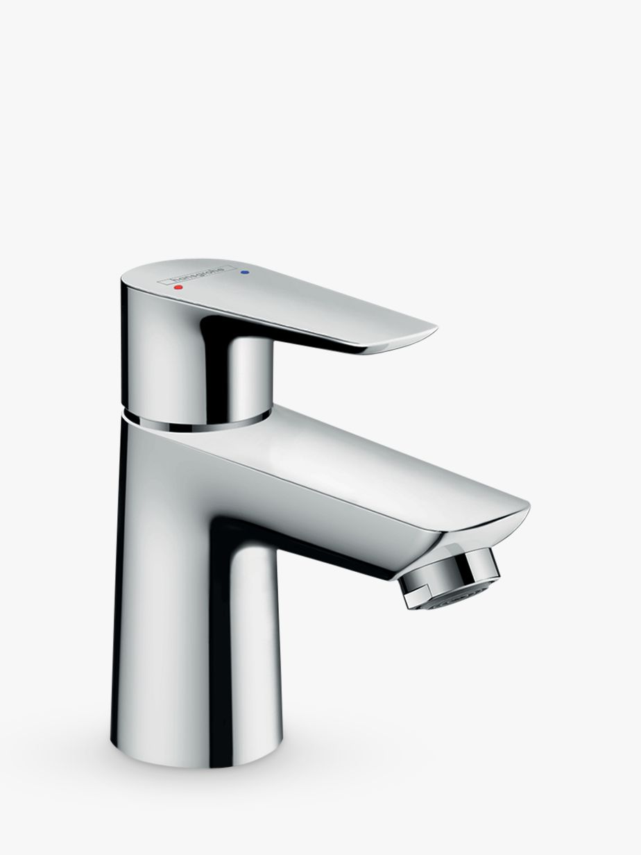 Hansgrohe Hansgrohe Talis E Single Lever 80 Basin Mixer Tap, Chrome