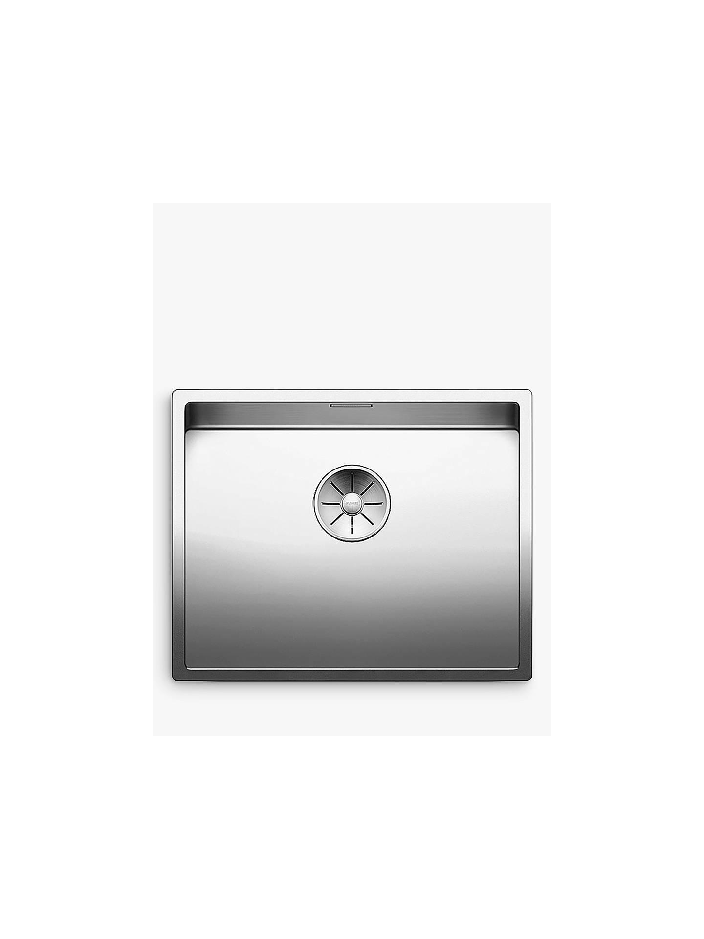 Blanco Claron 500-U Single Bowl Undermounted Kitchen Sink