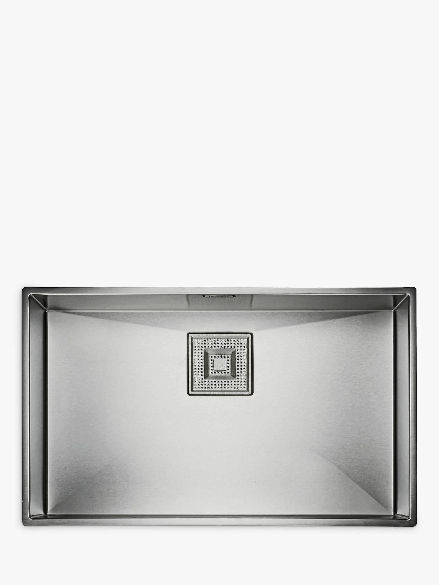 Franke Peak PKX 110 70 Undermounted Single Bowl Kitchen