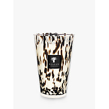Buy Baobab Black Pearl Maxi Max Candle, 6.5kg Online at johnlewis.com