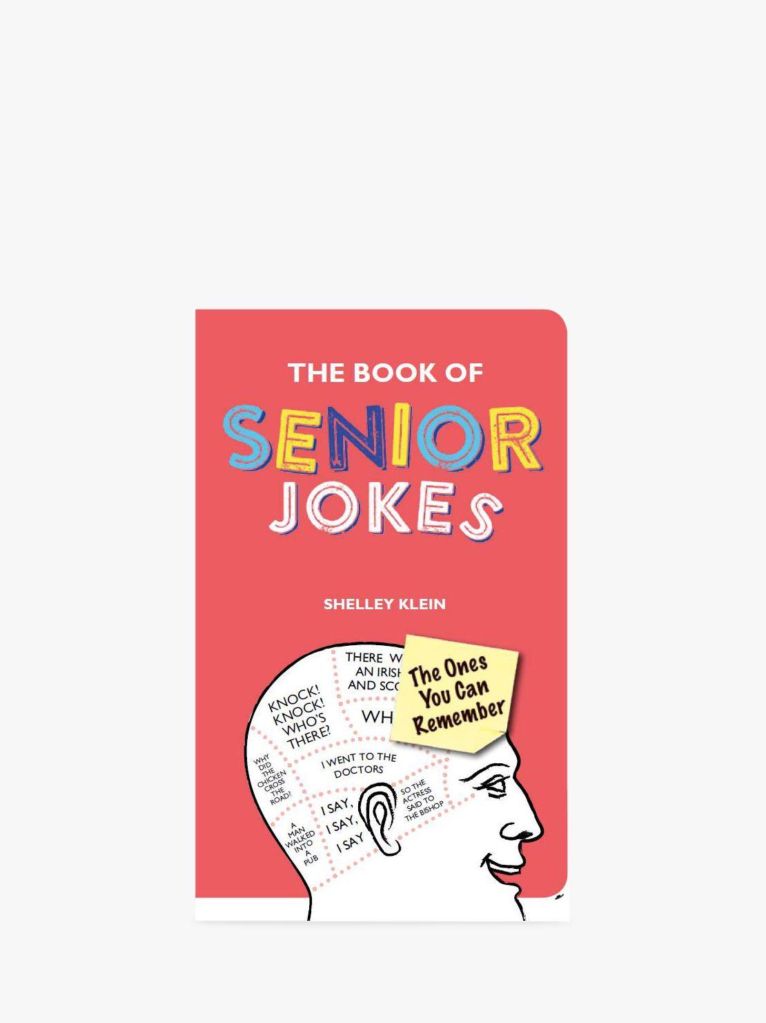 Allsorted The Book Of Senior Jokes