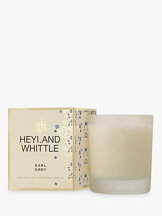 Heyland & Whittle Earl grey Scented Candle