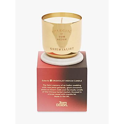 Tom Dixon Orientalist Candle, Medium