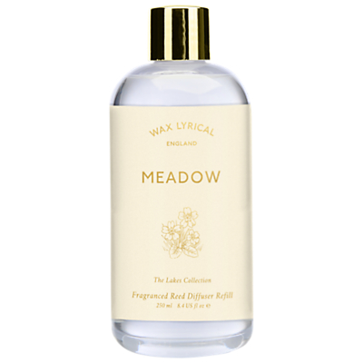 Wax Lyrical The Lakes Meadow Diffuser Refill, 250ml