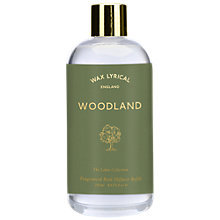 Buy Wax Lyrical The Lakes Woodland Diffuser Refill, 250ml Online at johnlewis.com
