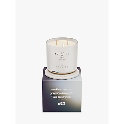 Tom Dixon Royalty Candle, Large