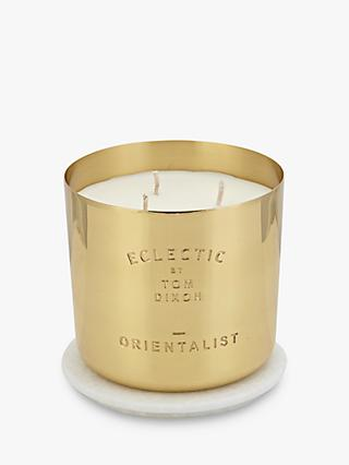 Tom Dixon Oriental Scented Candle, Large