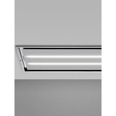 AEG DCK6290HG Ceiling Cooker Hood, White