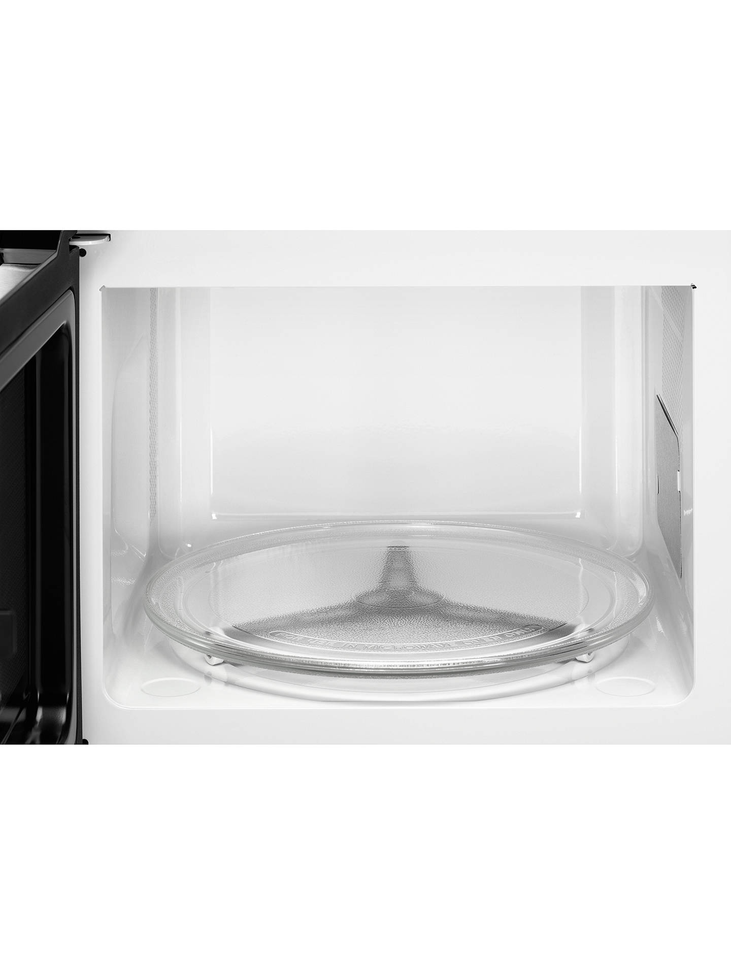 Buy AEG MBB1756S-M Built-In Microwave, Stainless Steel Online at johnlewis.com