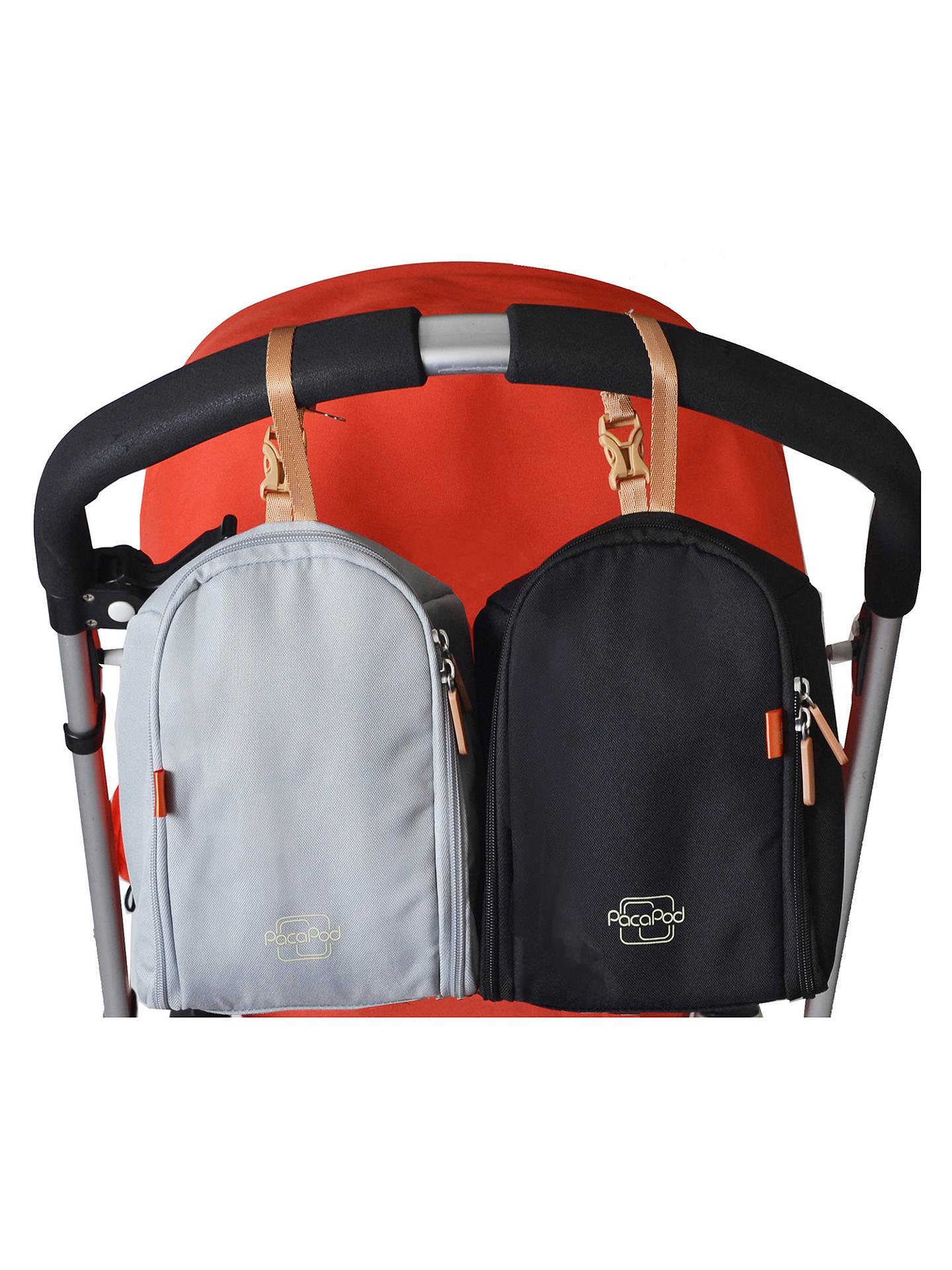 6f2c35dc8aa2c ... Buy PacaPod Prescott Combi Changing Bag, Charcoal Black Online at  johnlewis.com