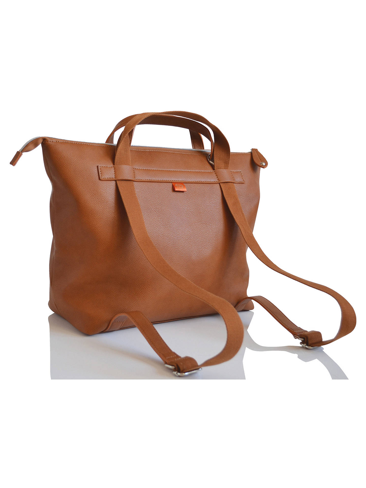 Buy PacaPod Saunton Changing Bag, Tan Online at johnlewis.com