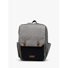 Buy Babymel George Backpack, Grey Online at johnlewis.com