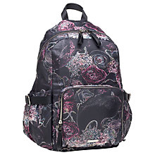 Buy Storksak Hero Changing Backpack, Floral Online at johnlewis.com