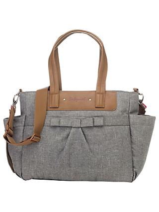 Babymel Cara Bloom Changing Bag Grey