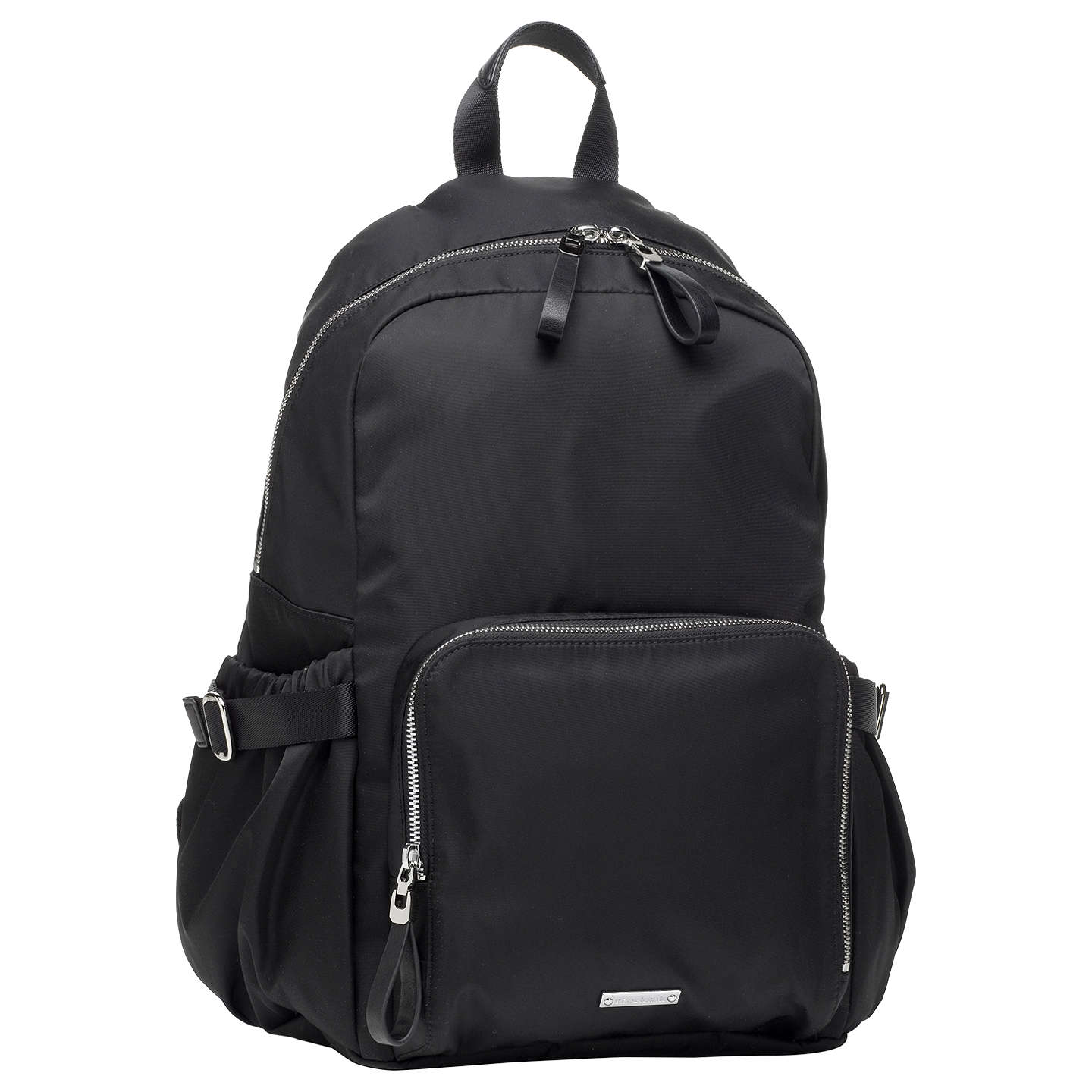 storksak-hero-changing-backpack,-black by storksak