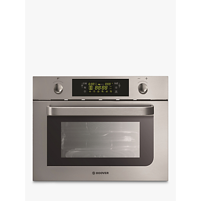 Hoover HMC440PX Built-In Combination Microwave Review