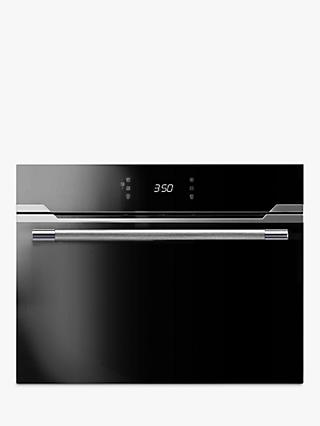 Hoover HMC440TVX Built-In Combination Microwave, Black
