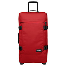 Buy Eastpak Tranverz Medium 67cm 2-Wheel Suitcase Online at johnlewis.com