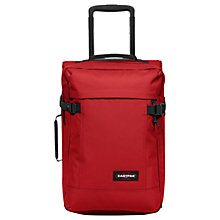 Buy Eastpak Tranverz Extra Small 48cm 2-Wheel Cabin Case Online at johnlewis.com