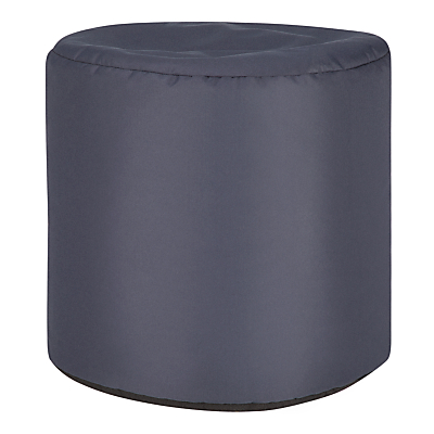 little home at John Lewis Round Bean Bag Stool