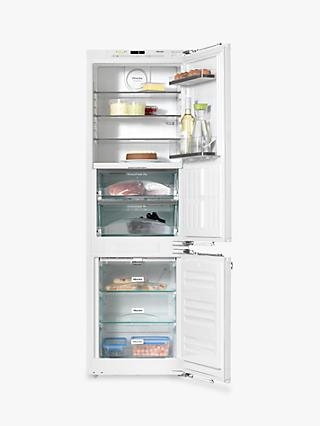 Miele KFN37682ID Integrated Fridge Freezer, A++ Energy Rating, 55cm Wide