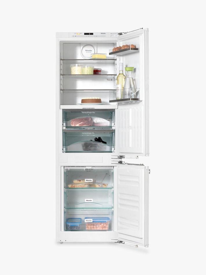 Miele Miele KFN37682ID Integrated Fridge Freezer, A++ Energy Rating, 55cm Wide