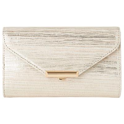 L.K.Bennett Sissi Leather Clutch Bag Review