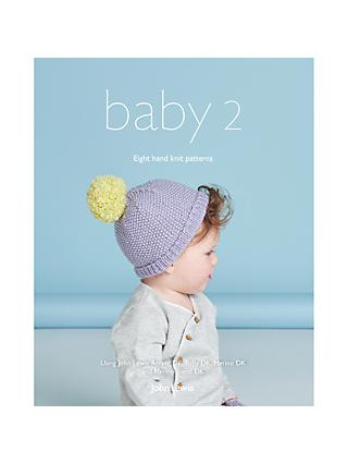 John Lewis & Partners Baby 2 Knitting Pattern Booklet