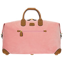 Buy Bric's Life Medium Holdall, Pink Online at johnlewis.com