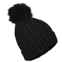 Buy Miss Selfridge Faux Fur Pom Pom Hat Online at johnlewis.com