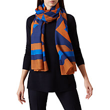 Buy Hobbs Monique Scarf, Multi Online at johnlewis.com
