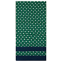 Buy Hobbs Marnie Scarf, Green/Navy Online at johnlewis.com