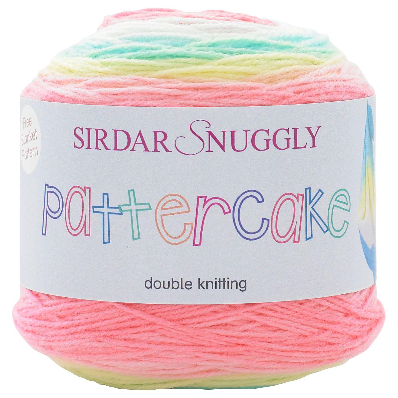 Sirdar Sirdar Pattercake DK Yarn, 150g
