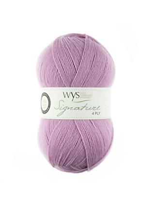 West Yorkshire Spinners Signature Florist 4 Ply Yarn, 100g