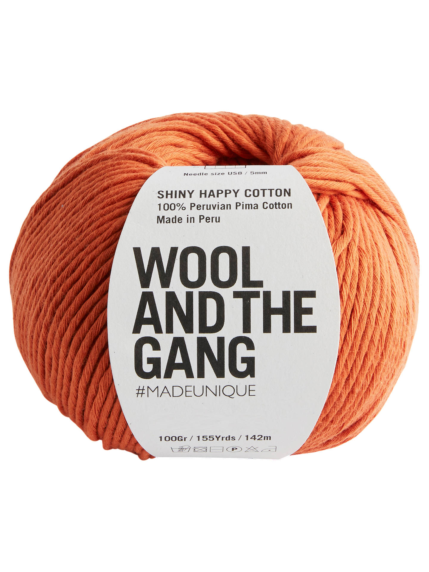 b95be854a Buy Wool And The Gang Shiny Happy Aran Yarn