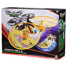 Buy Drone Force Morph-Zilla Online at johnlewis.com