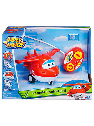 Buy Super Wings Remote Control Jett Online at johnlewis.com